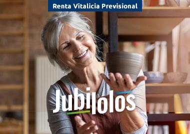 Renta Vitalicia Previsional