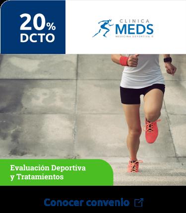 Clínica MEDS - Beneficios Wellness -  BICE VIDA