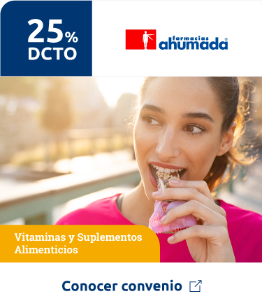 Farmacias Ahumada - Beneficios Wellness -  BICE VIDA