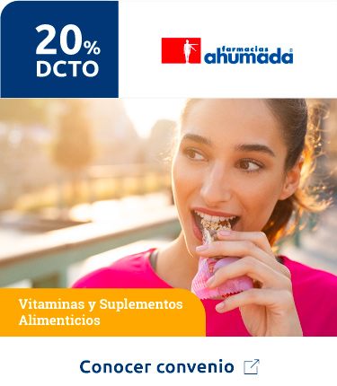 Farmacias Ahumada - Beneficios Wellness -  BICE VIDA