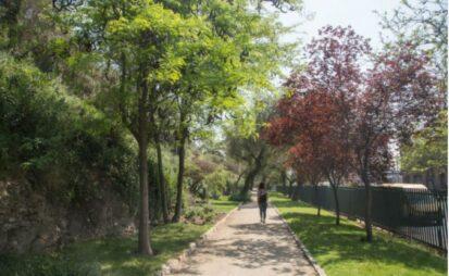 14 parques para hacer ejercicios, tomar aire fresco o contemplar la naturaleza en Santiago