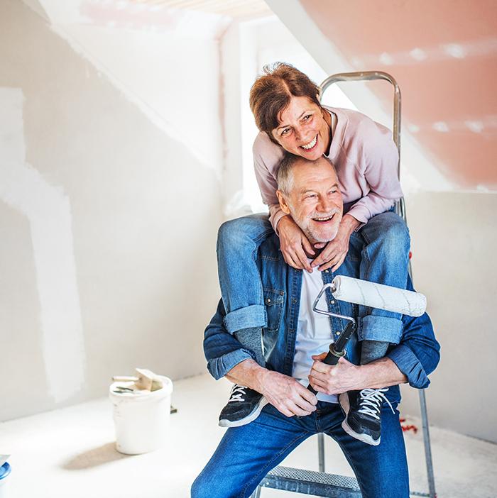 Ponle play a remodelar tu hogar, ese proyecto que tanto querías.