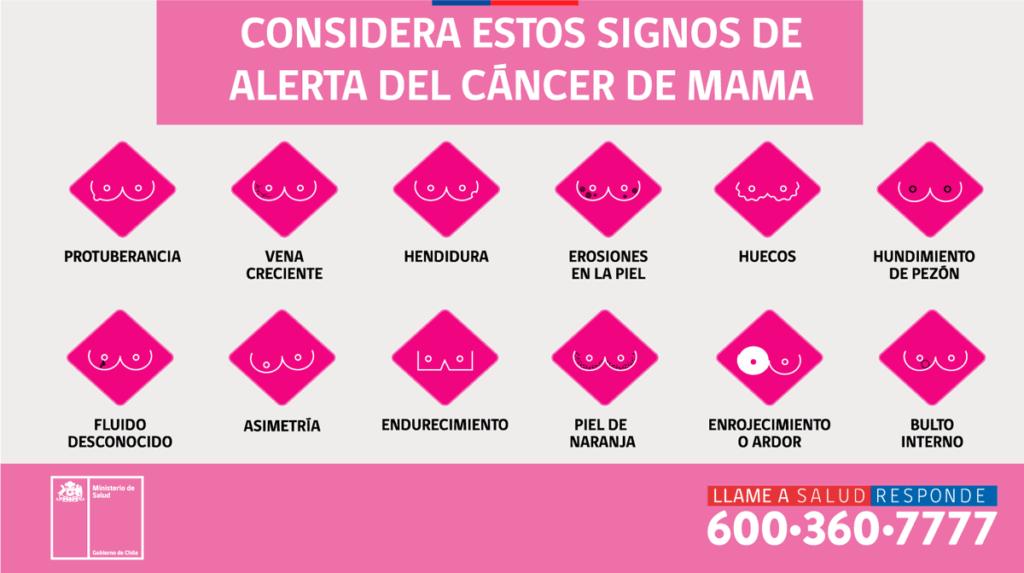 claves detección cáncer de mama